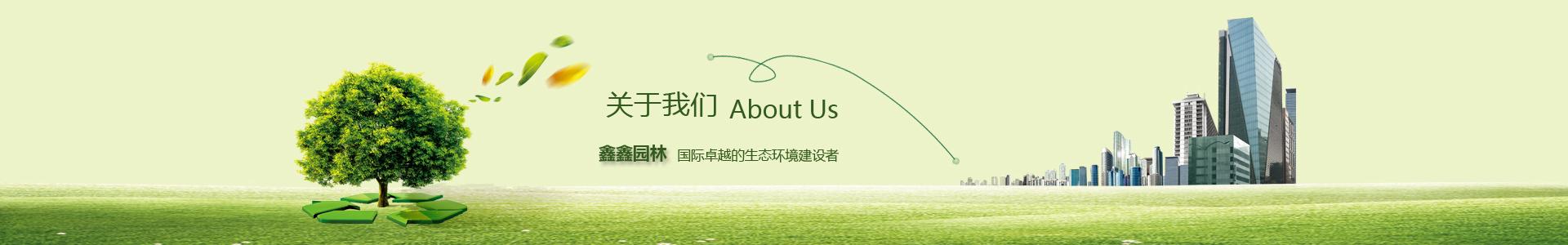 鑫鑫园林,关于我们
